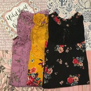 Three shirts for one price😉😉
